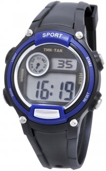 Тик-Так Н458 WR50 синие