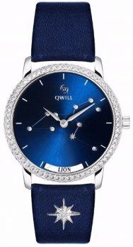 QWILL 6050.05.14.9.96E, Серебро 925° - 2,24 г.