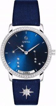 QWILL 6050.05.14.9.96G, Серебро 925° - 2,27 г.