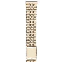 Браслет для часов 42401.5.22 золото 585° - 34,460 г, размер: 15,5